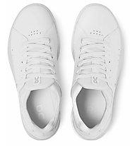 On The Roger Advantage - Sneaker - Damen, White