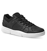 On The Roger Clubhouse - sneaker - uomo, Black/White