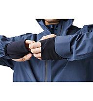 On Waterproof Anorak - giacca antipioggia - uomo, Blue
