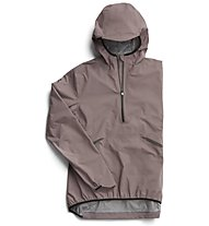 On Waterproof Anorak - giacca antipioggia - donna, Purple