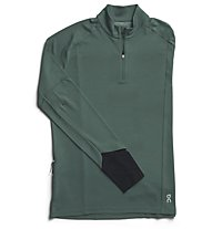 On Weather Shirt - maglia running - uomo, Dark Green