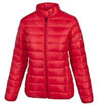On The Edge Down Woman Damen-Daunenjacke, Red