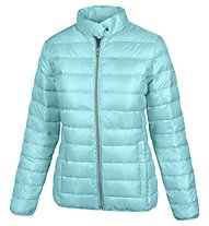 On The Edge Down Woman Damen-Daunenjacke, Light Blue