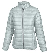 On The Edge Down Woman Damen-Daunenjacke, Grey