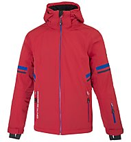 On The Edge M-Odin Ski - giacca sci - uomo, Red/Blue