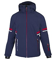 On The Edge M-Odin Ski - giacca sci - uomo, Blue/Red