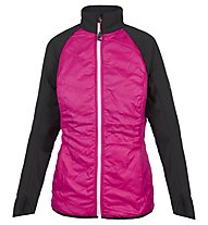 On The Edge Maggie Damen-Softshelljacke, Pink/Black
