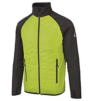 On The Edge Giacca softshell Markus, Green/Black