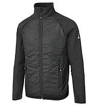 On The Edge Markus Softshelljacke, Black/Black