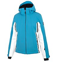 On The Edge Modane - Skijacke - Damen, Light Blue