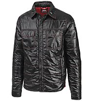 On The Edge Padded Shirt Freizeitjacke, Black