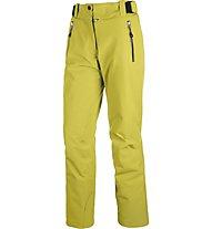 On The Edge S-L Gervais - pantaloni da sci - donna, Yellow
