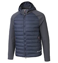 On The Edge Giacca Softshell Sweather, Blue