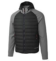 On The Edge Giacca Softshell Sweather, Black