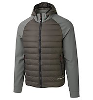 On The Edge Giacca Softshell Sweather, Brown