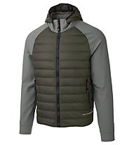 On The Edge Giacca Softshell Sweather, Green