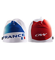 One Way Berretto Flag 2 Brushed Lycra Hat, France