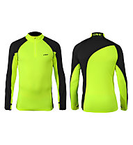 One Way Prime Sky Thermo Knit Shirt, Yellow