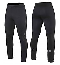 One Way Rayn Half Zip - Pantaloni Sci da Fondo, Black