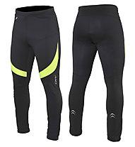 One Way Pantaloni sci da fondo Rayn Pants, Black/Yellow