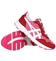Onitsuka Tiger Harandia - scarpe da ginnastica - donna, Fuchsia/White