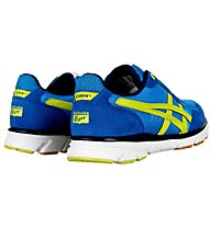 Onitsuka Tiger Harandia Gs K Scarpa Tempo libero Bambino, Dark Blue/Light Green