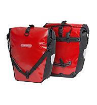 Ortlieb Back-Roller Classic Hinterradtaschen (Paar), Red/Black