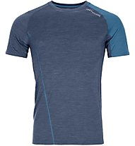 Ortovox 120 Merino Cool Tec Fast Forward - T-Shirt Bergsport - Herren, Blue