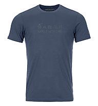 Ortovox 120 Cool Tec Wool - T-Shirt - Herren, Blue