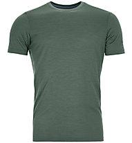 Ortovox 150 Cool Clean Ts - maglietta tecnica - uomo, Dark Green