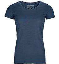 Ortovox 150 Cool Evolution Ts - maglietta tecnica - donna, Blue