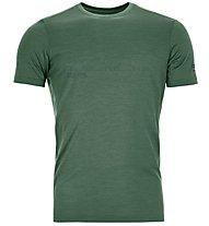 Ortovox 150 Cool Weoolution Ts - T-Shirt - Herren, Green
