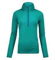 Ortovox 185 Hoody - Langarmshirt mit Kapuze - Damen, Light Blue