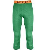Ortovox 185 Rock'n Wool - calzamaglia - uomo, Green