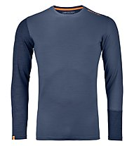 Ortovox 185 Rock'n - Funktionsshirt - Herren, Dark Blue