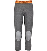 Ortovox 185 Rock'n Wool - Unterhose 3/4 lang - Damen, Grey