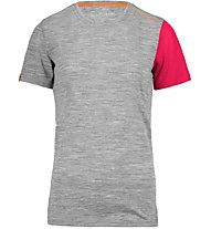 Ortovox 185 Rock'n Wool - Funktionsshirt - Damen, Grey