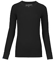 Ortovox 210 Supersoft - Funktionsshirt langarm - Damen, Black