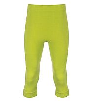 Ortovox 230 Competion - calzamaglia a 3/4 - uomo, Yellow