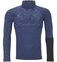 Ortovox 230 Competition - maglia a maniche lunghe scialpinismo - uomo, Dark Blue