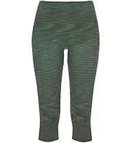 Ortovox 230 Competion - calzamaglia a 3/4 - donna, Green