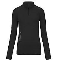 Ortovox 230 Competition - maglia tecnica a maniche lunghe - donna, Black
