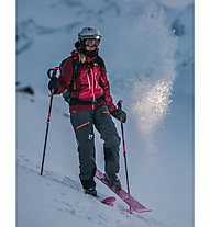 Ortovox 3L Guardian Shell - Bergsportjacke mit Kapuze - Damen, Red