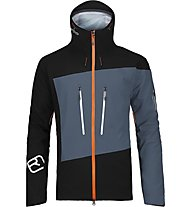 Ortovox Guardian Shell jacket Giacca Scialpinismo, Black
