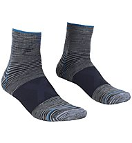 Ortovox Alpinist Quarter M - Merinosocken - Herren, Dark Grey/Dark Blue