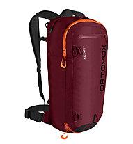 Ortovox Ascent 22 - Skitourenrucksack, Dark Red