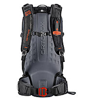 Ortovox Ascent 22 Avabag - zaino airbag, Black/Anthracite