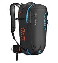 Ortovox Ascent 28 S Avabag - Lawinenrucksack - Damen, Black