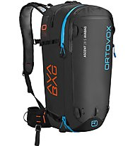Ortovox Ascent 28 S Avabag - Lawinenrucksack - Damen, Black