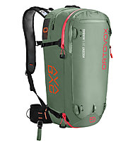 Ortovox Ascent 28 S Avabag - Lawinenrucksack - Damen, Green